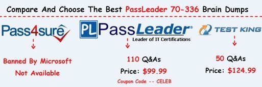 PassLeader 70-336 Exam Questions[7]